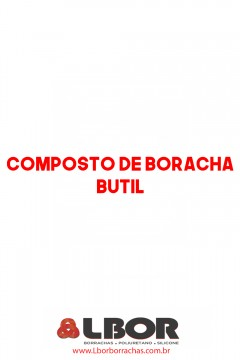 Composto De Borracha Butil