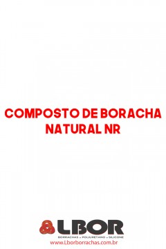 Composto De Borracha Natural Nr