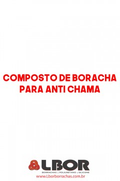 Composto De Borracha Para Anti Chama