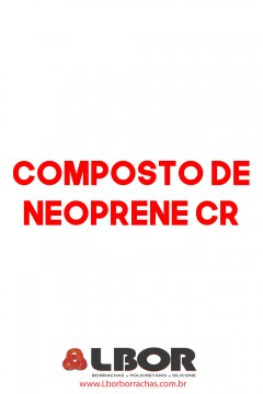 Composto De Neoprene Cr