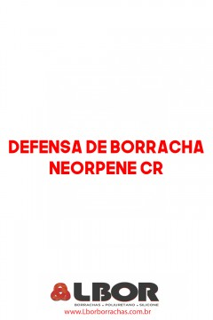 Defensa De Borracha Neoprene Cr